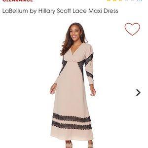 NWT Hillary Scott Dress